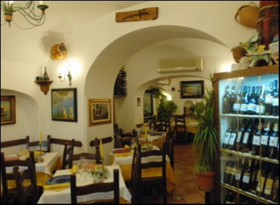 La Taverna Del Duca Di Amalfi Recensioni
