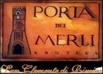 Ristorante Enoteca Porta dei Merli di San Clemente
